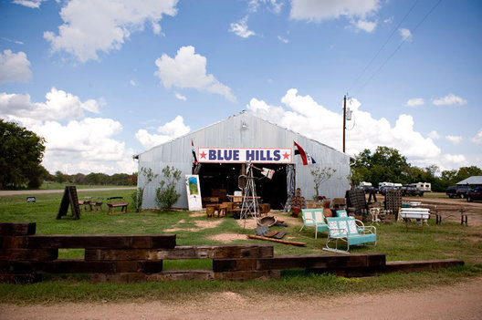 "Images from the Round Top Antiques Fairs around Fayette County for the book, ""The Round Top Experience""."