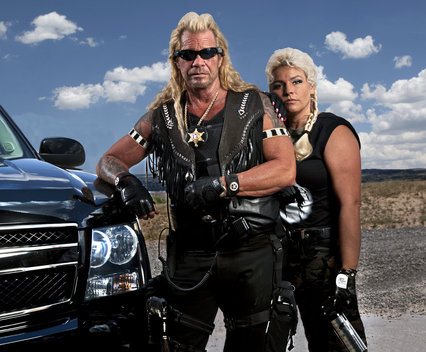 Duane 'Dog' and Beth Chapman