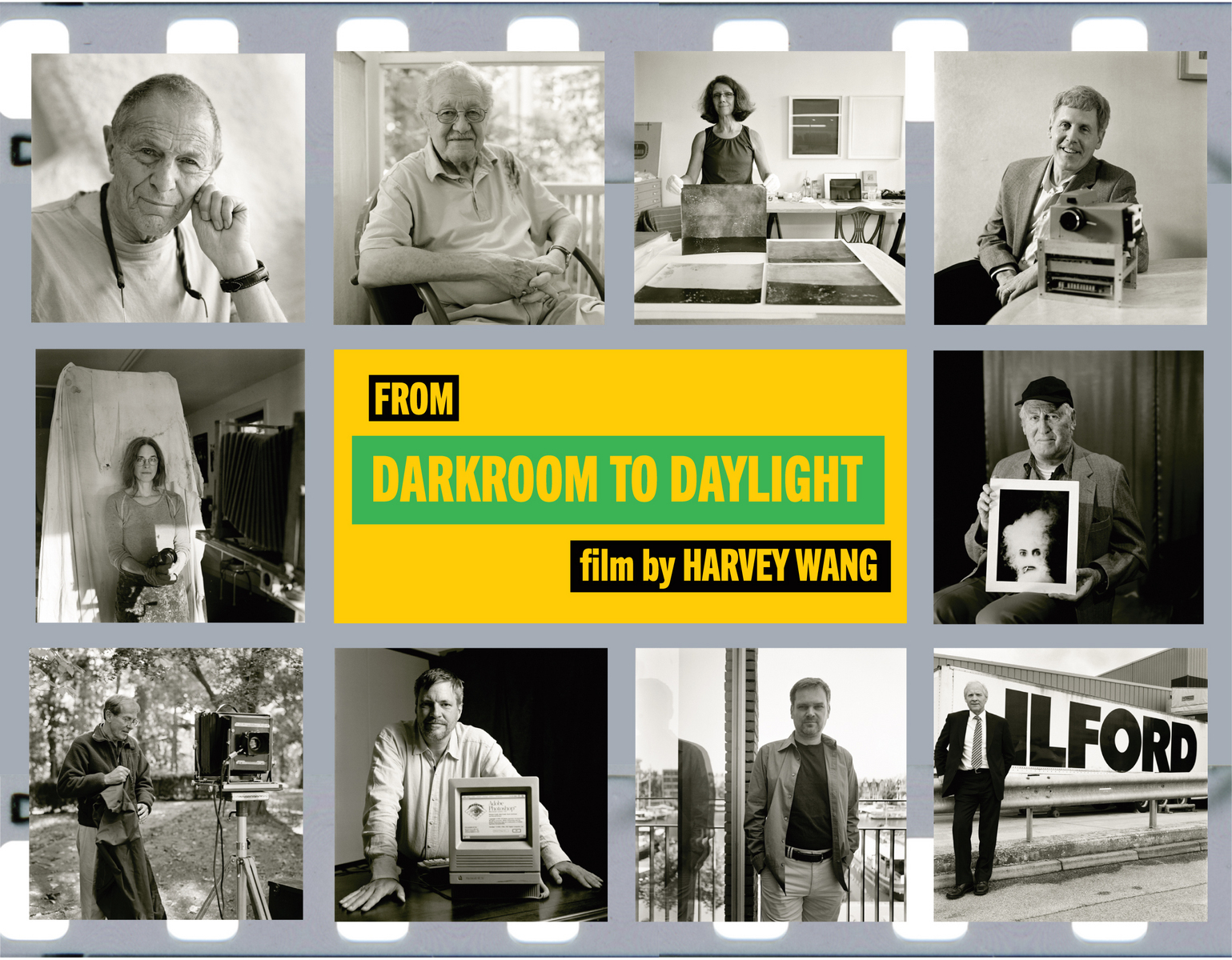 From Darkroom to Daylight-Trailer