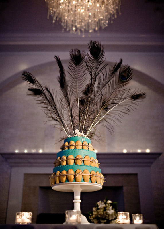 Funky cake for a beautiful wedding in newport rhode island