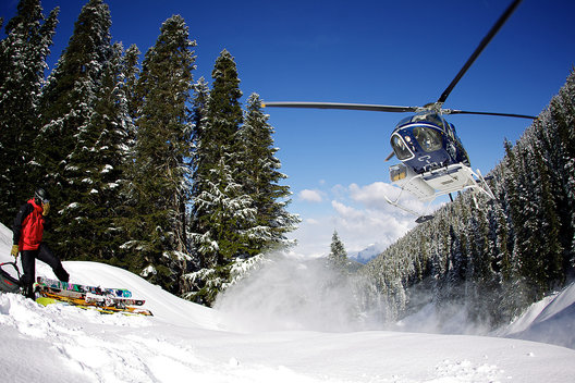 72 hours in Whistler  Heli skiing in Whistler, BC, Canada