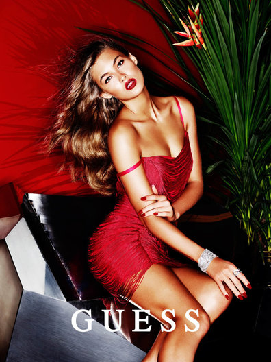 Guess Holidays  '16        |        Model: Grace Elizabeth