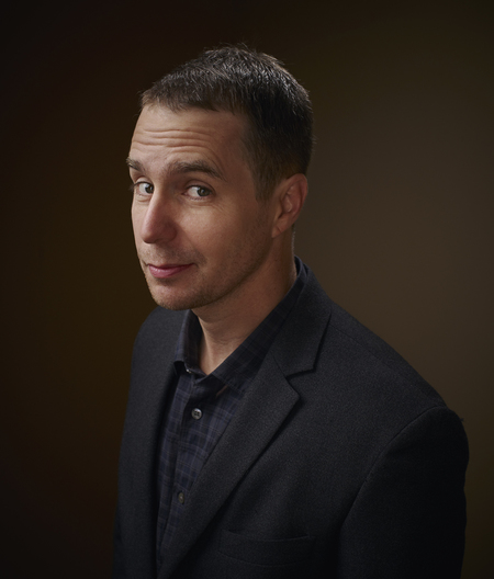 Sam Rockwell, Golden Globe winner