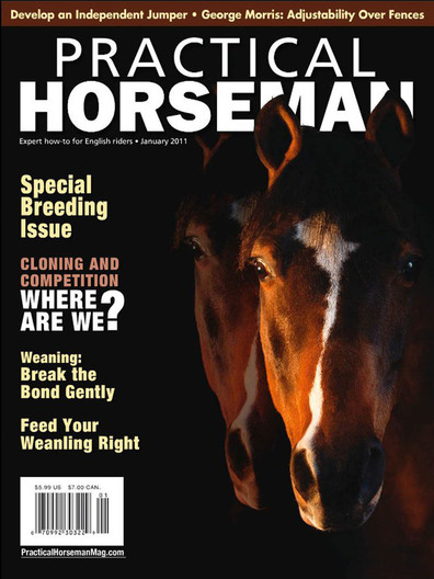 The cover of Practical Horseman