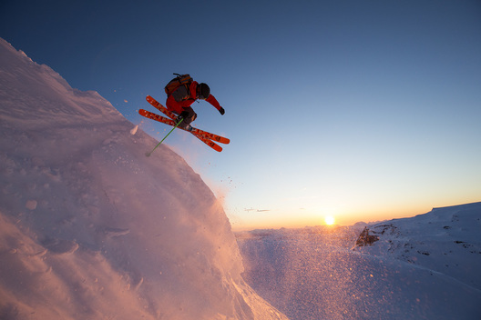 Callum Pettit, Lapland, Sweden