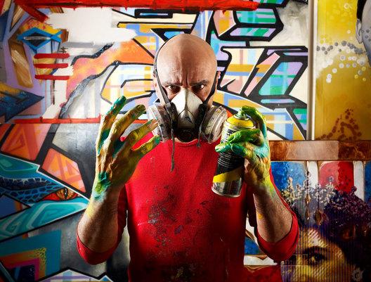 jessica in graffiti