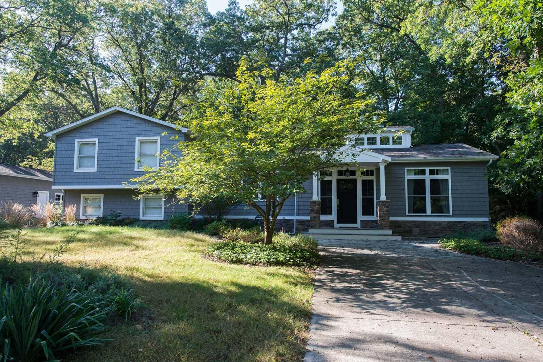 Evergreen Cottage New Buffalo Mi Heidi Hornaday Architect