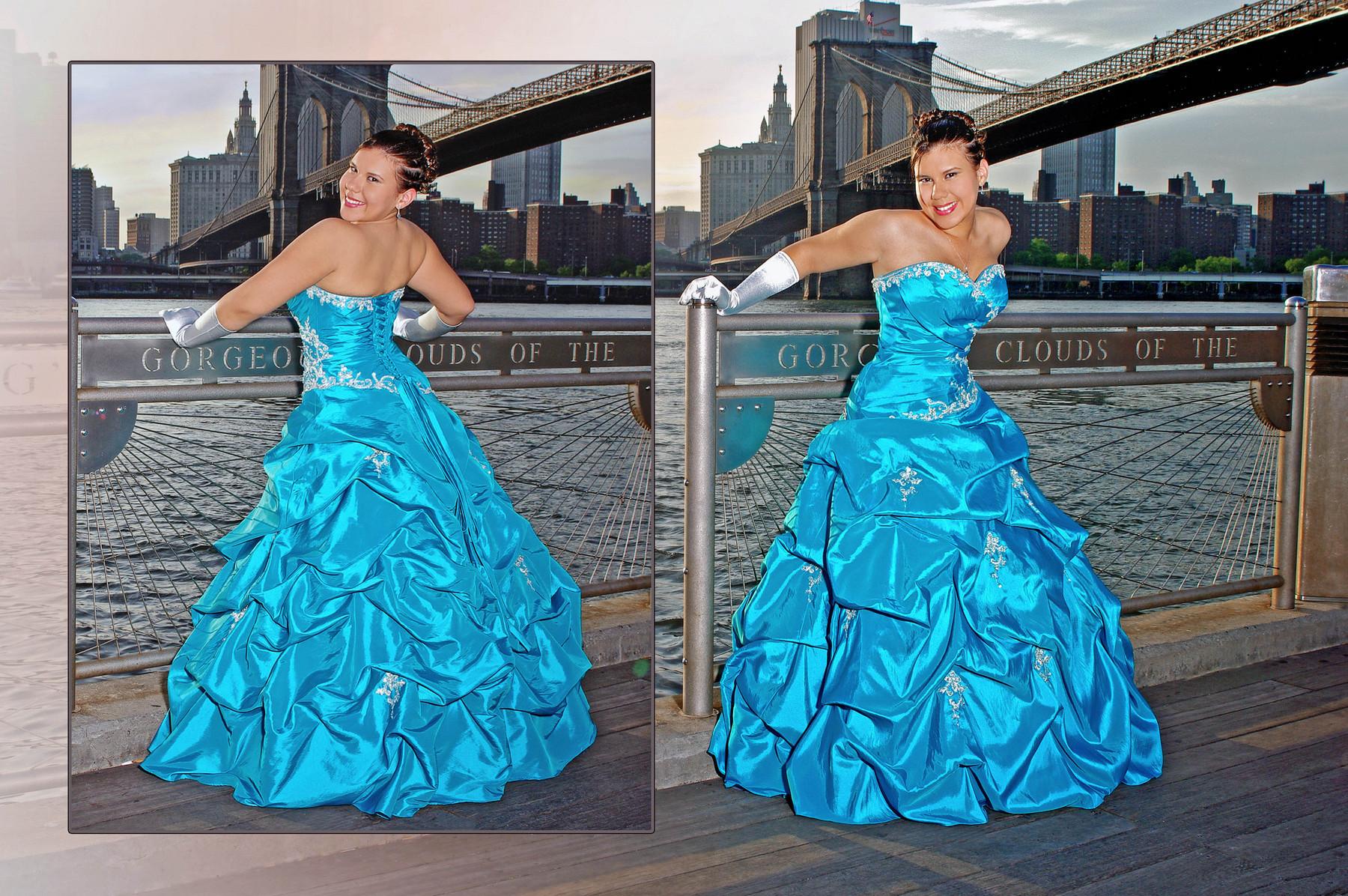 quincenera dresses in newyork city