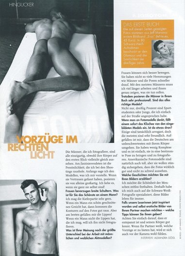 COSMOPOLITAN   Germany   nov.2004