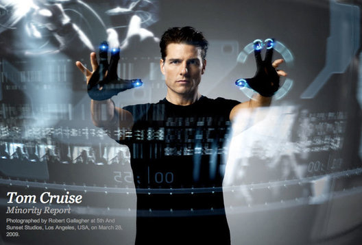 Tom Cruise; Empire magazine. © Robert Gallagher.