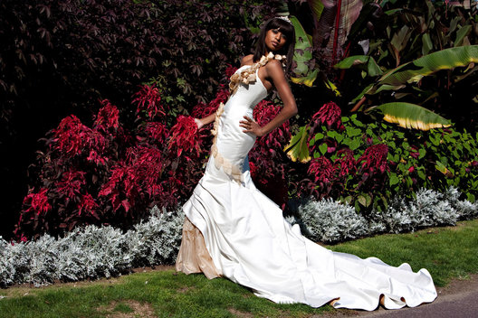 Designer wedding dresses from Kosibah, Wedding Photography