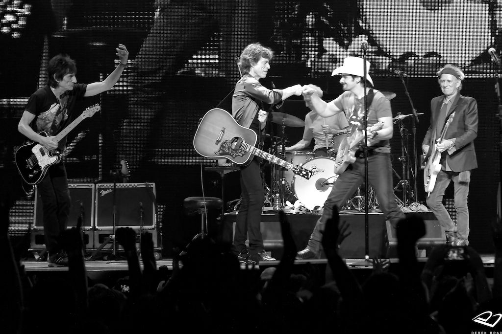 50 & Counting Tour Wells Fargo Center Philadelphia, Pa June 18, 2013  DerekBrad.com