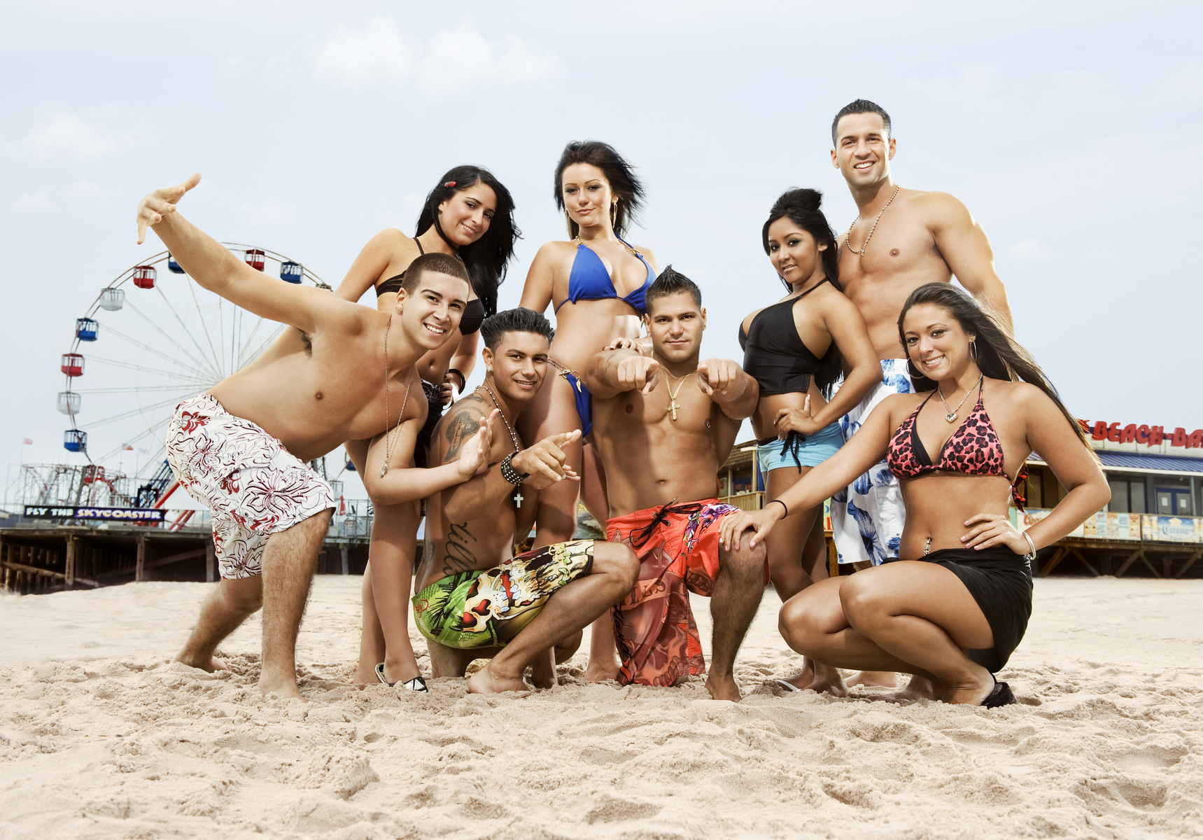 Cast of 'Jersey Shore'