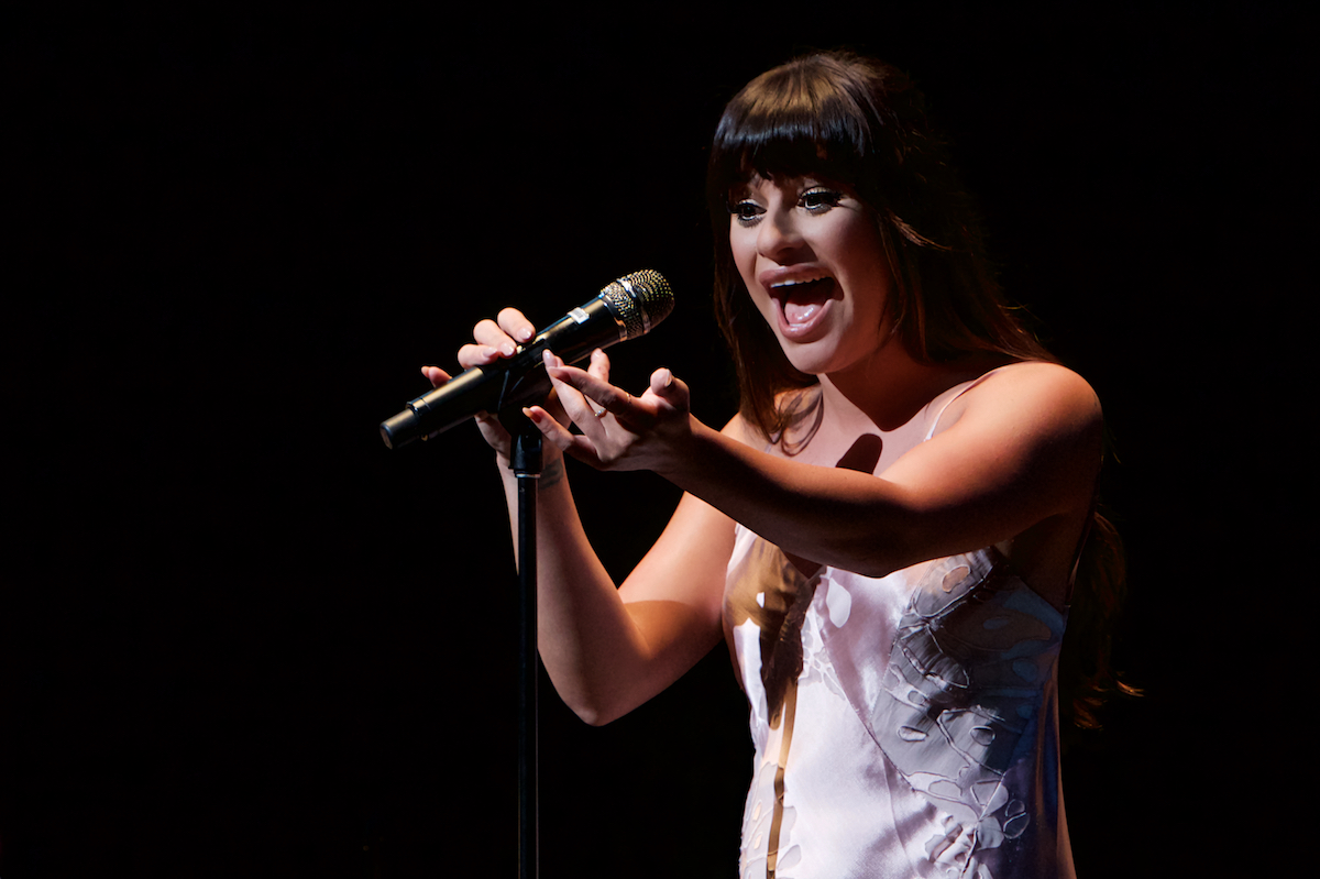 An Intimate Evening with Lea Michele Merriam Theater Philadelphia, Pa May 1, 2017