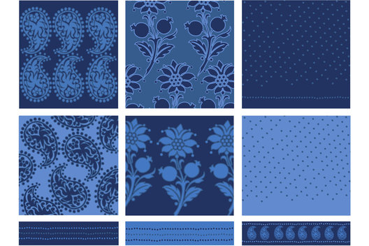 Surface design for application across a range of stationery, homeware and gifts.