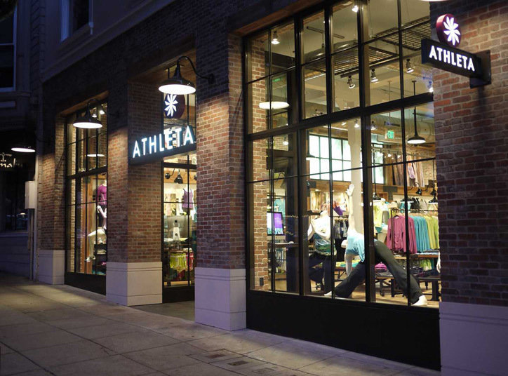Athleta, Fillmore Street San Francisco, CA
