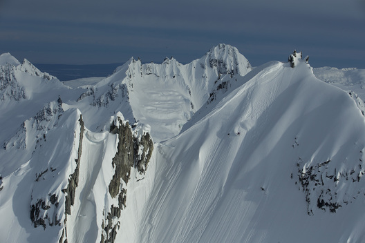 Angel Collinson, Neacola Mountains, Alaska