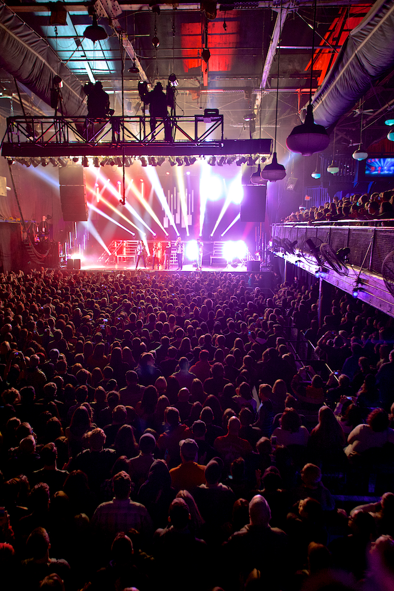 SOLD OUT  Electric Factory Philadelphia, Pa March 30, 2014  DerekBrad.com