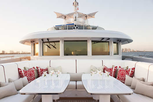 Super Yacht Celestial Hope Miami