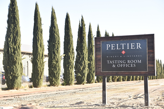 Peltier Winery participates in it's first year at the Lodi Wine and Chocolate festival in their new tasting room in Acampo, Ca. Dario Leventini / Lodi New Sentinel