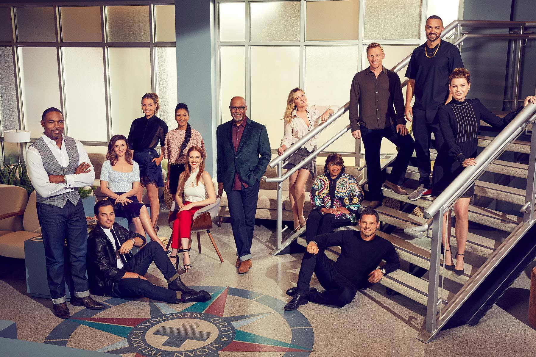 Greys Anatomy Cast Christopher Patey Photographer