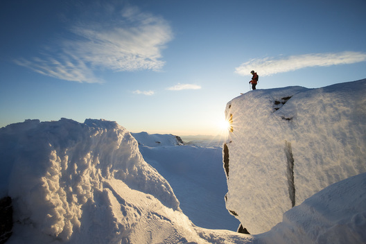 Sam Smoothy, Lapland, Sweden
