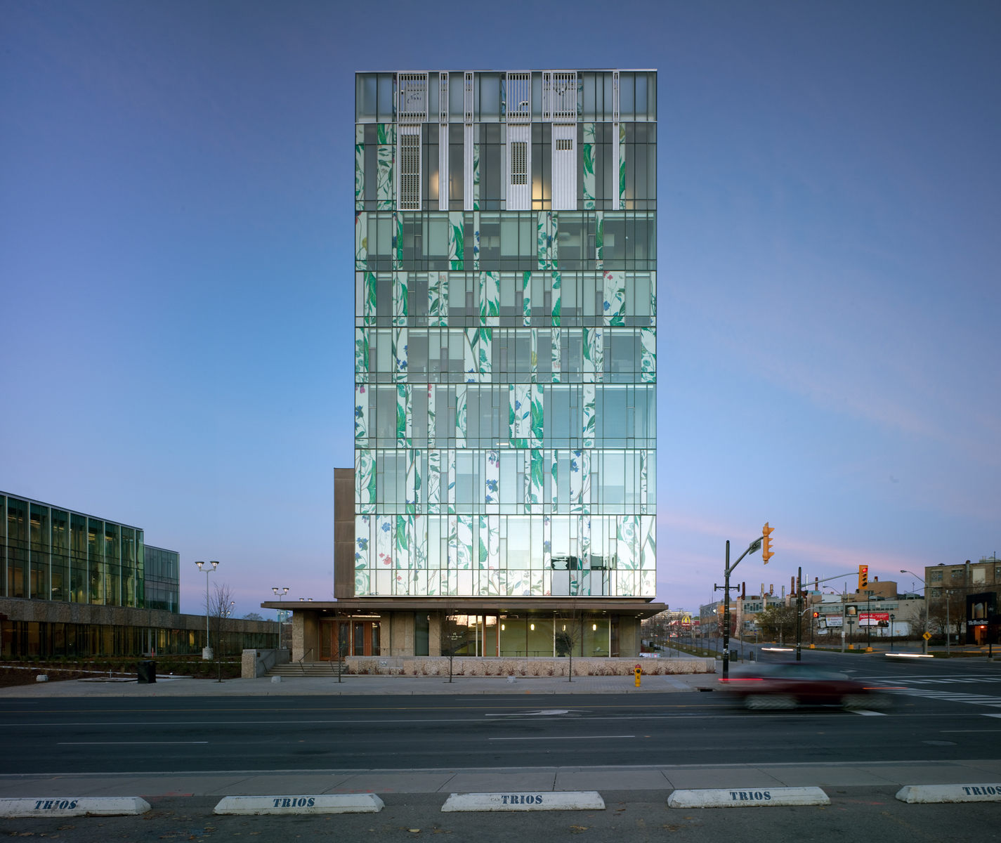 School of Pharmacy | Toronto + New York Architectural Photography ...