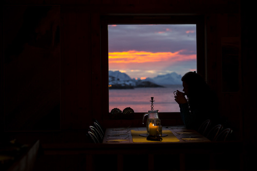 Christina Lusti, Lofoten, Norway