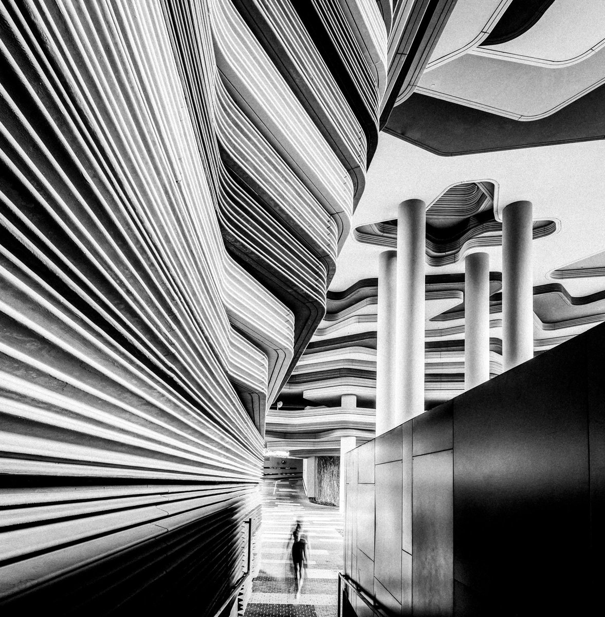 Architecture Photography Singapore parkroyal on pickering, singapore | mike hollman photography