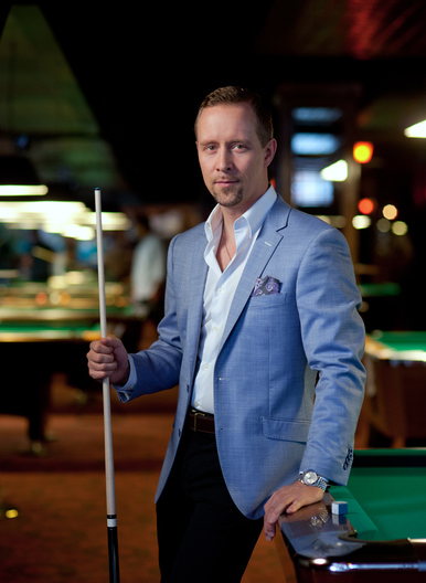 Billiards Congress of America Hall of Fame Inductee