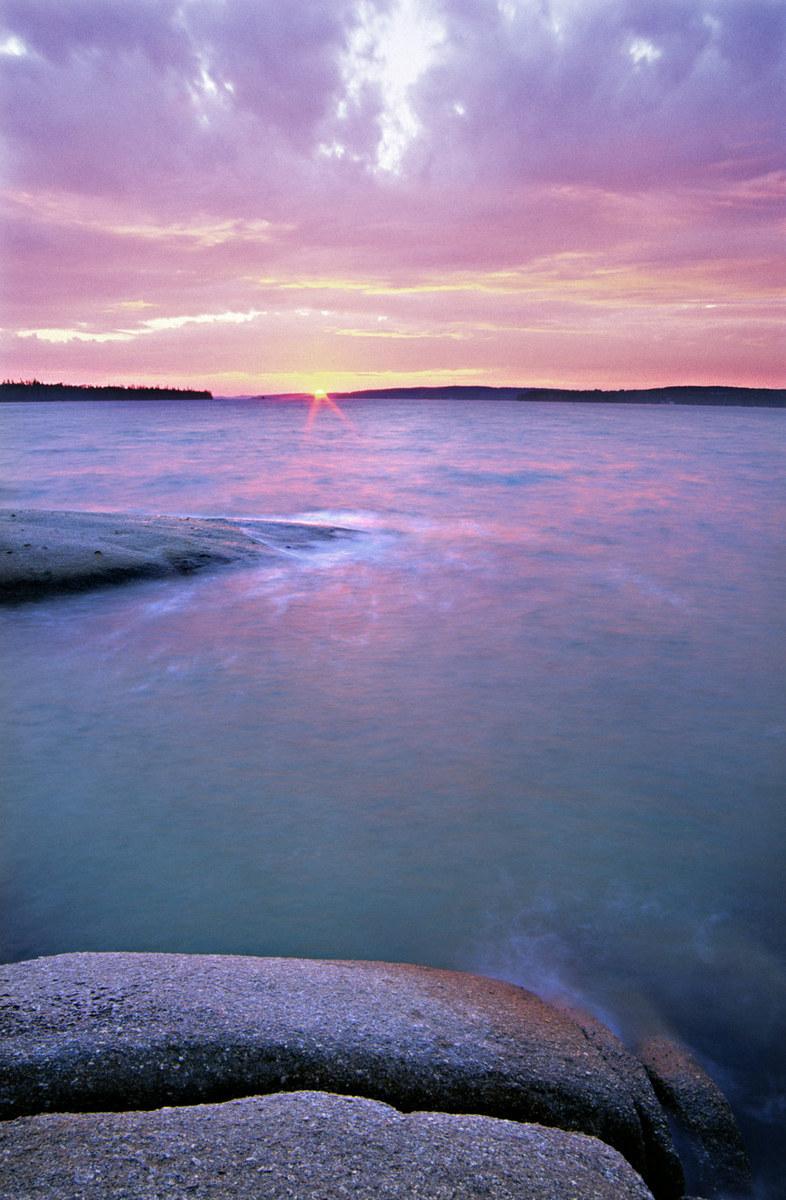 Deep Cove Sunset 2
