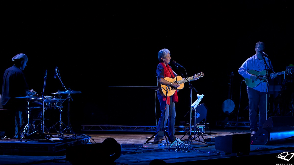 Joan Baez & Indigo Girls An XPN Welcomes Event The Mann Center Philadelphia, Pa  June 20, 2013   DerekBrad.com