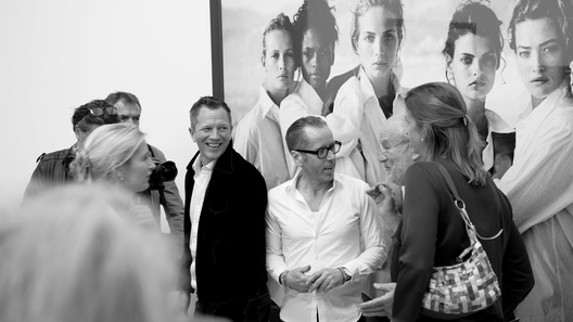 "Reportage ""Peter Lindbergh""
