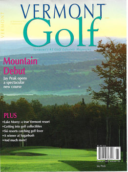Cover of Vermont Golf