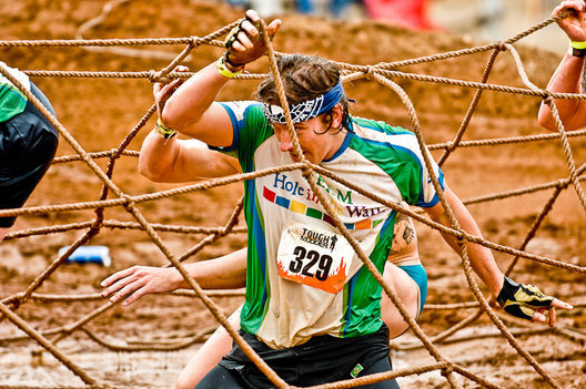 Dos Equis XX-Tough Mudder Paige Texas 2010, Jesse Knish Photography
