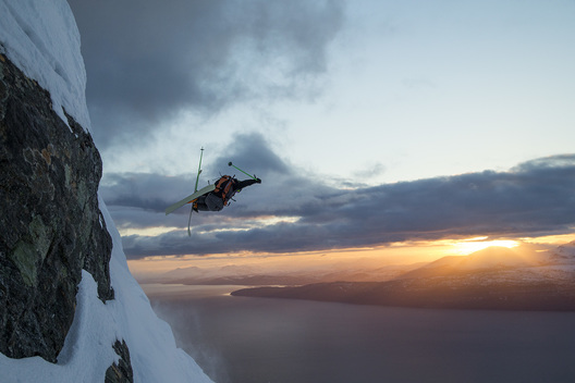 Callum Pettit, Narvik, Norway