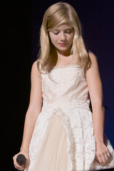 Jackie Evancho & The Chamber Orchestra of Philadelphia - Songs From The Silver Screen The Mann Center Philadelphia, Pa August 26, 2012   DerekBrad.com