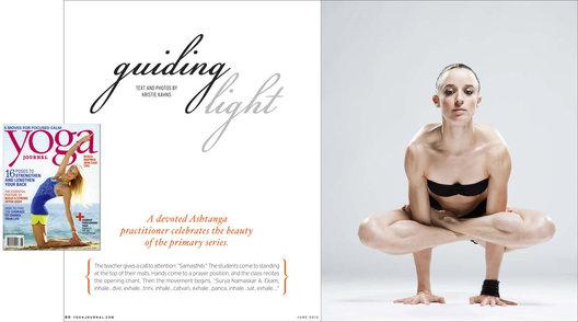 Yogajournal June2013 Spread1 Cover Yoga Journal Magazine Feature