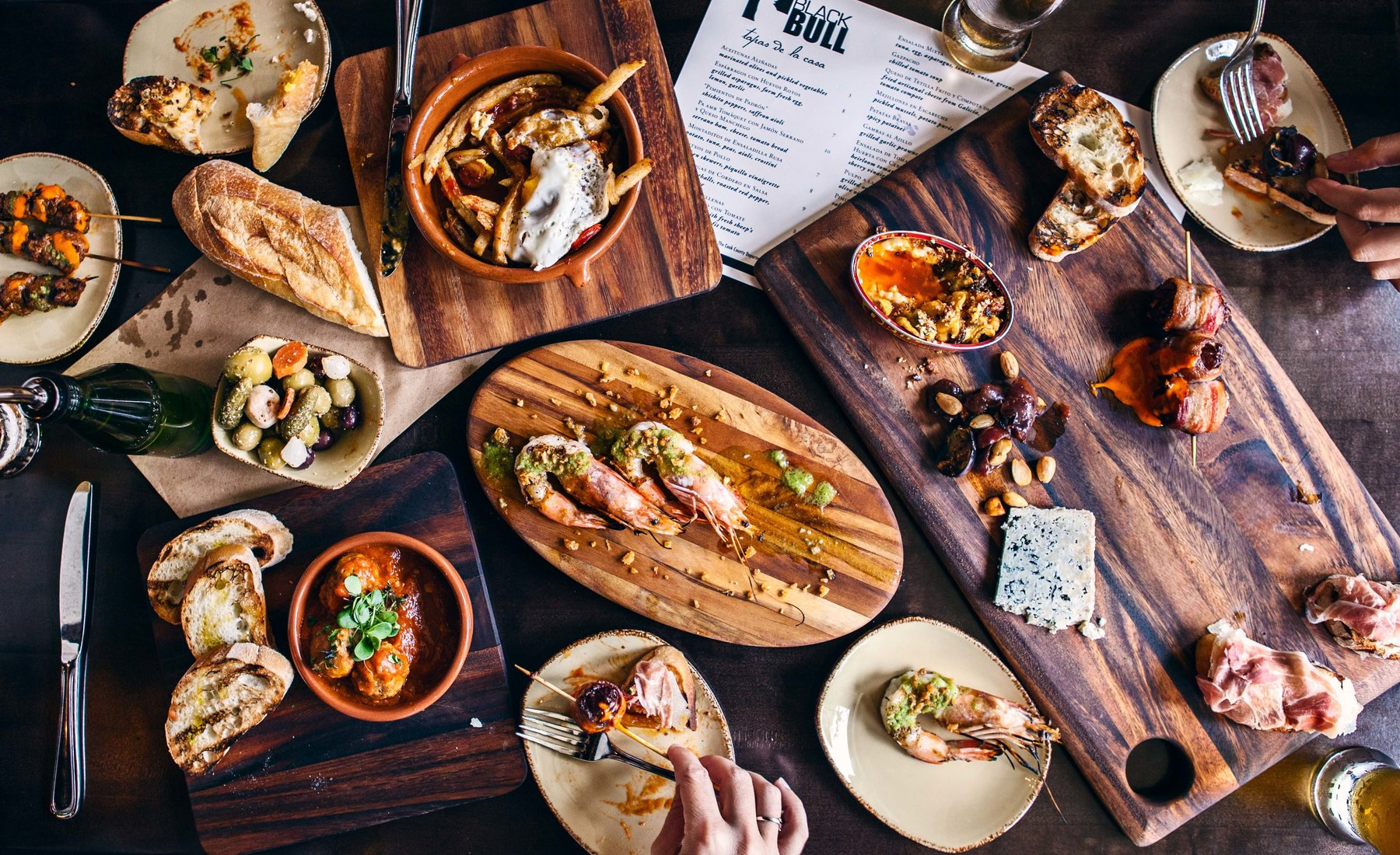 Black Bull Tapas Bar | Colin Beckett | Chicago Food, Beverage, and ...