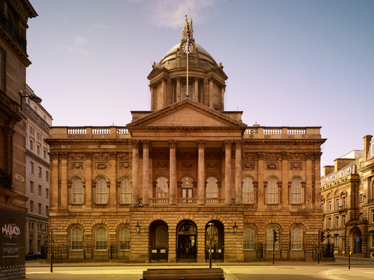 Liverpool Town Hall            &nbspCountry Life