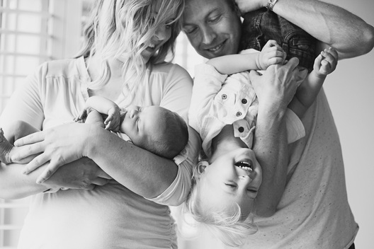 Family and Newborn photography by Kelsy Nielson