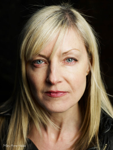 Mary Anne Hobbs, by Jessica van der Weert