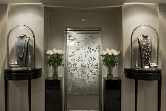 Van Cleef & Arpels Bond Street Boutique