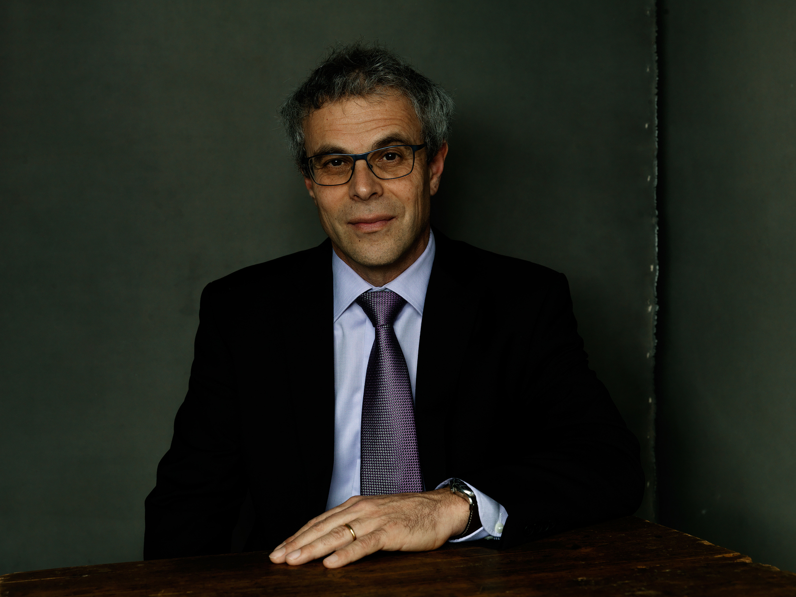Laurent Goetschel | Director of swisspeace and Professor at the University of Basel