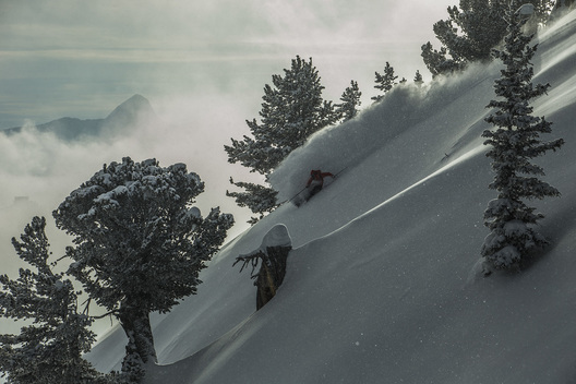 Pep Fujas, Wasatch Mountains, Utah