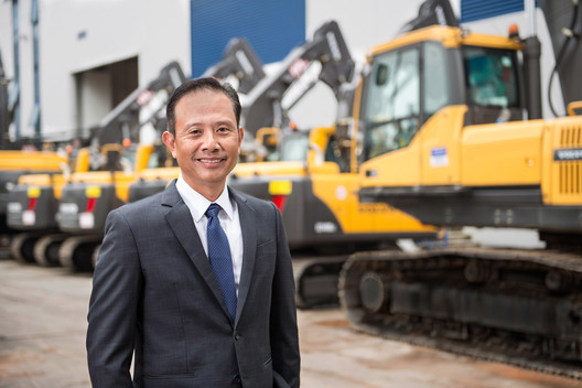 President - Volvo Construction Equipment, Singapore