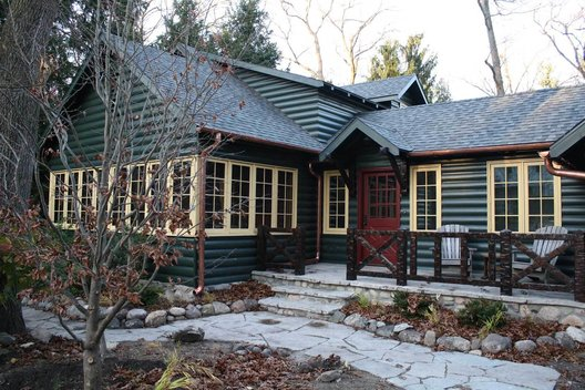 The Cabin Heidi Hornaday Architect