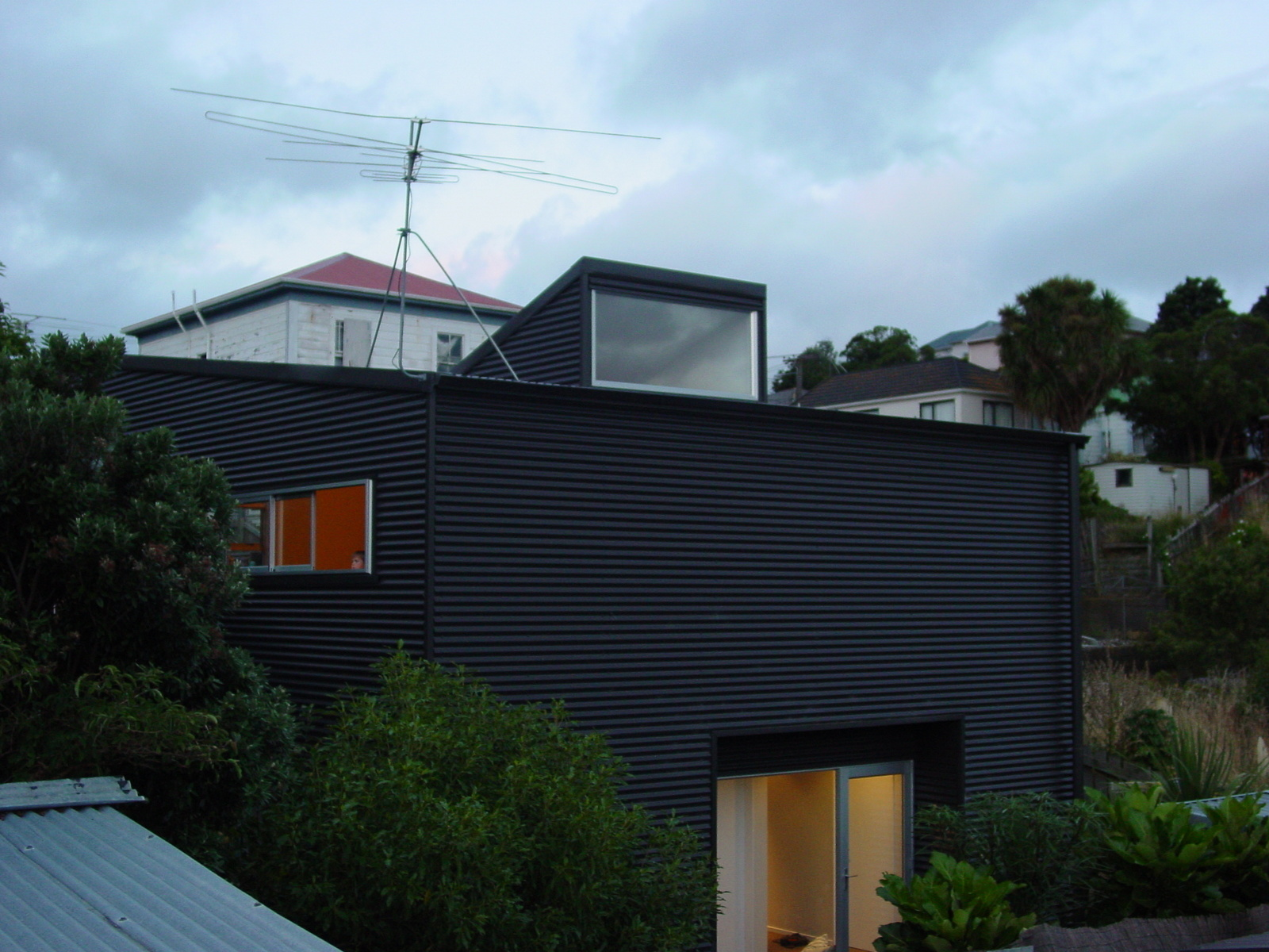 berhampore house kerr ritchie architects queenstown new