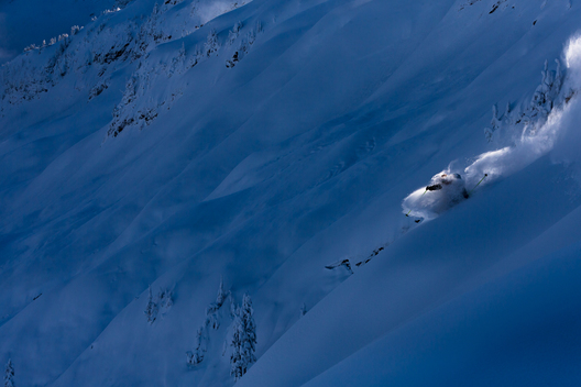Trip to ski Mt. Baker, WA with Sam Cohen and Andrew Pollard, December 1-6 2017.
