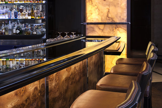 Bar at Strip Steak at The Fontainebleau Miami Beach for 